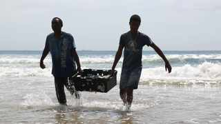 The sardine run in 2020 turned out to be a bumper one as young and old fishing enthusiasts saw and netted numerous crates along the coast of KZN. File Picture: Motshwari Mofokeng/African News Agency (ANA)