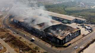 The warehouse was one of hundreds of businesses attacked and looted in KwaZulu-Natal (KZN) and Gauteng provinces. File photo.
