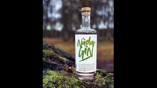 The world's first 'climate positive' gin made from peas has been developed by a Scottish distillery, which also makes vodka from wonky potatoes to reduce food waste. Picture: YouTube.com