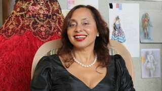 Theatre-maker and human rights activist Marlene le Roux. Picture: Supplied