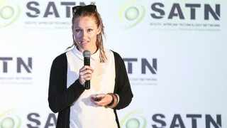 Theoretical physicist and head of innovation at SAP Africa Dr Adriana Marais.     Leon Lestrade African News Agency ( ANA)