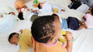 There are an estimated 3.7 million orphaned and vulnerable children in South Africa.  File picture: African News Agency Archives