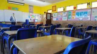 There are fears that the schooling year may be disturbed again following reports of more pupils testing positive for Covid-19 around the country as more than 3 000 people test positive daily. Picture Courtney Africa/African News Agency(ANA)