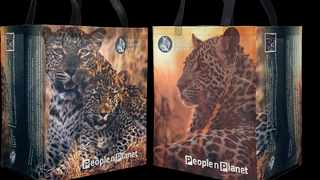 This Heritage Month, Pick n Pay and the Cape Leopard Trust (CLT) have collaborated to produce a limited-edition reusable shopping bag to bring awareness of the rare leopard. Photo supplied.