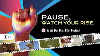 This Youth Day, we can't take to the streets to highlight our causes. So instead we urge you to pause and watch your rise with IOL's Youth Day Film Festival.