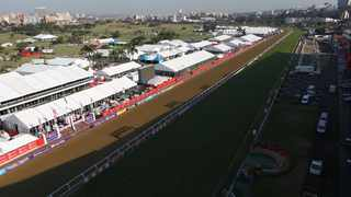 This year's Vodacom Durban July (VDJ) horse race will take place as a broadcast-only event behind closed doors, organisers said on Thursday. Photo: Motshwari Mofokeng/African News Agency(ANA)