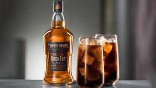 Three Ships Mash Tun is mellowed in wood and enhanced with flavours of vanilla, toasted oak, maple, orange and cinnamon.