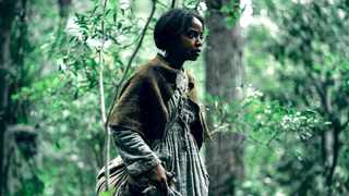 Thuso Mbedu in 'The Underground Railroad'. Picture: Amazon Prime Video