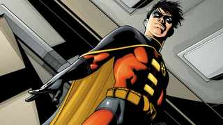 Tim Drake as Robin from Detective Comics #829. Picture: DC Comics