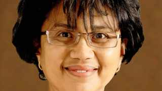 Tina Joemat-Pettersson can sign nuke deal.