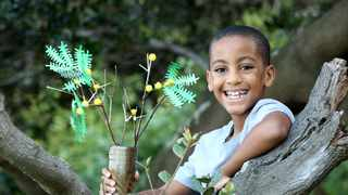 To date, Romario Valentine said he completed 162 beach clean-ups and planted more than 26 trees across four continents.