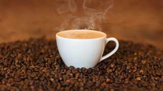 Today is International Coffee Day. For the price of a daily cup of coffee, you can build yourself a useful nest egg. Photo: Pexels.