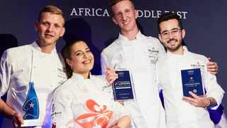 Top chefs launch cookbook that will help you cook your way around the world at home. Picture: Supplied