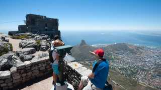 Tourism to the Mother City is heading for a bumper season as overseas travellers make use of the favourable exchange rate, balmy weather and loads of attractions. Picture: Henk Kruger/ANA/African News Agency