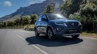 Toyota's recently introduced Urban Cruiser is one of SA's top-three best-selling new vehicles