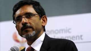 Trade and Industry Minister Ebrahim Patel. Picture: Werner Beukes/SAPA/African News Agency (ANA) Archives