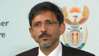 Trade and Industry Minister Ibrahim Patel has called for South Africa to rebuild its manufacturing strength to be able to fully benefit from the opportunities in the BRICS markets. Picture: Etienne Creux