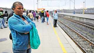 Train services suspension have worried about securing their jobs. Picture: Filed