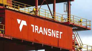 Transnet said yesterday that it was considering lifting a force majeure after five days of downtime that involved only using systems that could be operated manually to cope with a backlog of trucks, ships and empty dockyards. Photo: File