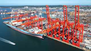 Transnet yesterday moved forward with its R100 billion expansion plans for the Port of Durban, issuing Request for Information (RFI) solicitations for potential private-sector investment partners. Photo: File