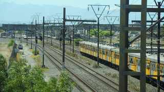 Transpor chairperson in the provincial legislature Daylin Mitchell has noted with concern the 80% decrease in the use of trains over the past eight years. File picture: Henk Kruger/African News Agency (ANA)