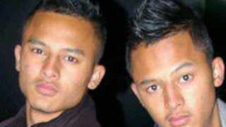 Twin brothers Brandon-Lee and Tony-Lee Thulsie are facing terrorism-related charges. Picture: Facebook