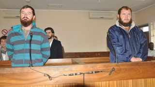 Two farm workers accused of killing a teenage boy in Coligny over stolen sunflower heads were found guilty at the North West High Court in Mahikeng. Picture: ANA