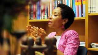 UCT Vice-Chancellor Professor Mamokgethi Phakeng Picture: African News Agency (ANA)