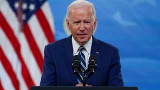US President Joe Biden will address the assembly in person, his first UN visit since taking office. Pictures: Jonathan Ernst/Reuters