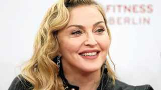 US pop star Madonna was romantically linked to rapper Tupac Shakur in the mid 90s. File picture: Michael Sohn/AP