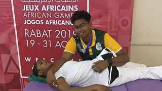 UWC alumna Kayla Richards will form part of the medical staff for South Africa, serving as a physiotherapist at the Olympics for the first time. Picture: UWC