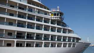 Ultraluxury line Seabourn, for its part, has sold out all top-level suites on two world sailings on the 450-passenger Seabourn Sojourn. Picture: Armand Hough/African News Agency(ANA)