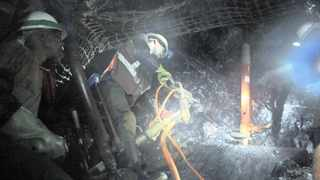 Underground operations at Anglo Ashanti Mponeng mine in the Merafong have been stopped until further notice after 53 miners tested positive for Covid-19. File Picture: Itumeleng English