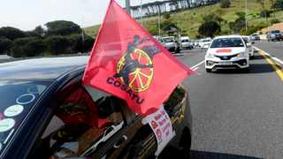 Various union members will march to government departments and businesses to demand that they fix the economy and address growing unemployment in the country. Picture: Ayanda Ndamane /African News Agency (ANA)