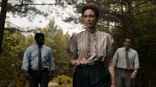 Vera Farmiga and Patrick Wilson reprise their roles in The Conjuring: The Devil Made Me Do It. Picture: Supplied.