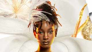 WILLOW Smith is the new face of Mugler Fragrance. Picture: Supplied.