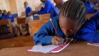 WRITING THE FUTURE: The columnist applauds the resolution taken in Mangaung that the teaching of an indigenous language will be compulsory in all schools.Picture: AP