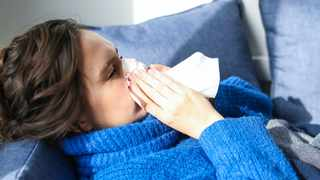 Wash your hands after coughing, sneezing, or blowing your nose. Picture: Pexels