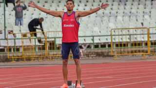 Wayde van Niekerk will make a decision on when his return to competitive action will be by the end of this week. Picture: Frikkie Kapp/BackpagePix