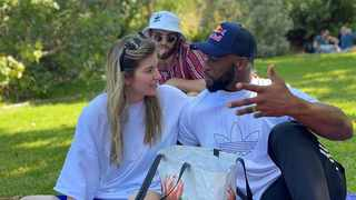 We're loving that Springbok captain Siya Kolisi always finds the time to give props to the woman who has been by his side through thick and thin. Picture: @SiyaKolisi_Bear/Twitter