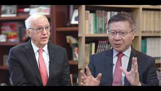We speak to Stephen A. Orlins, president of the National Committee on U.S.–China Relations.