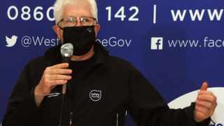 Western Cape Premier Alan Winde Picture: Tracey Adams/African News Agency (ANA)