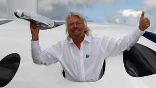 What was the point of the first billionaire, Sir Richard Branson, in space and what will be the meaning of the second billionaire, Jeff Bezos, in space? Photo: AP Photo/Lefteris Pitarakis