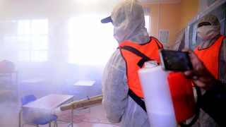 When the Sunday Independent contacted professional cleaning companies in the private sector, prices for such services ranged from less than R2 per square metre to no more than R10. File picture: Ayanda Ndamane/African News Agency(ANA)