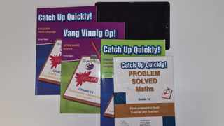 Win a tablet with matric subjects from Vivlia Publishing