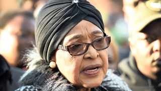Winnie Madikizela Mandela argued that a court erred in ruling she could have reasonably known from 1997 that the property was registered in Madiba's name. Picture: Dumisani Sibeko