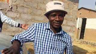Witness Binde was hit by a motor vehicle last week and died from his injuries. Photo: Supplied