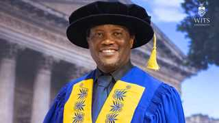 Wits University has formally installed Professor Zeblon Zenzele Vilakazi as its 16th vice-chancellor and principal. Picture: Wits Twitter
