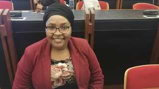 Wits researcher Ayanda Magida. Supplied image.
