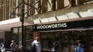 Woolworths (Woolies) surged in early trade yesterday on strong sales growth led by its food business during the half year that ended December 2020. Photograph: Courtney Africa/African News Agency(ANA)